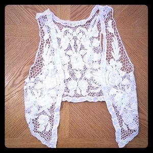 Cotton Candy Vest